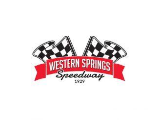 2020 Western Springs Speedway Top Story Logo