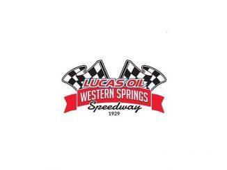 2021 Western Springs Speedway Top Story Logo