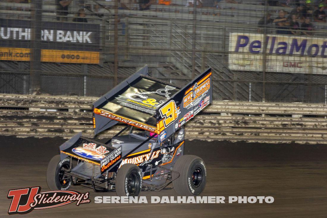 Brock Zearfoss (Serena Dalhamer photo)